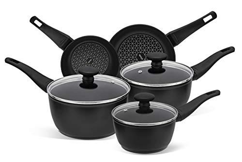 Prestige – Thermo Smart – Pots and Pans Set – 5 Piece Cookware Set Non Stick Now £88.99 @ Amazon