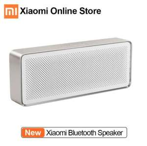 Xiaomi Mi Bluetooth 4.2 High Definition square box speaker for £16.53 including VAT delivered with code @ AliExpress / XiaoMi Online Store