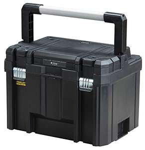 Stanley FatMax Pro-Stack (TSTAK) Deep Box With Organiser Top £26.88 from Amazon