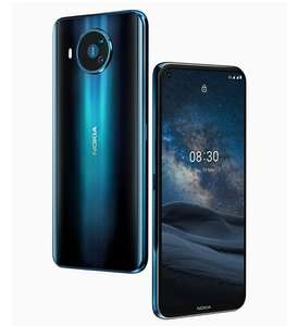 Nokia 8.3 5G 6.81 Inch Android UK SIM Free Smartphone with 5G Connectivity – 6 GB RAM and 64 GB (Like New) - £194.83 @ Amazon Warehouse
