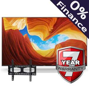 "Sony KD55XH9005BU 55"" FREE 7 Year Warranty FREE Wall Bracket £775 @ TPS UK"