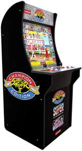 Arcade1UP Street Fighter II: Champion Edition Street Fighter II: The New Challengers, Turbo - Used Like New £171.43 Amazon Warehouse
