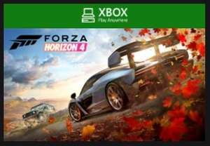Forza Horizon 4 Standard Edition - Microsoft Store key £20 from Green Man Gaming