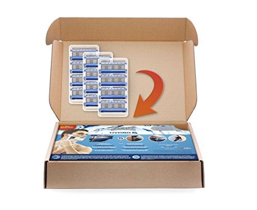 Hydro 5 Sense Hydrate Razor Blades 12 pack £13.40 @ Amazon Prime / £17.89 Non Prime
