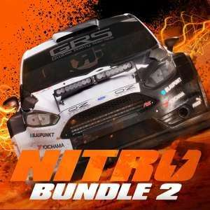 [Steam] Nitro Bundle 2 (7 PC Games) Inc F1 2019 Legends Edition, DiRT 4, DiRT Rally + More - £4.49 @ Fanatical