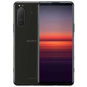 Sony Xperia 5 ii 128gb EE 25gb Data + unlimited calls/mins £26 / 24 months + £99 upfront (£723 Total) via Affordable mobile / Uswitch