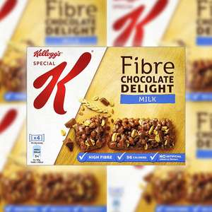 40 x Kellogg's Special K Fibre Milk Chocolate Delight 24g Bars (Best Before 06/02/2021)- £4 delivered @ Yankee Bundles