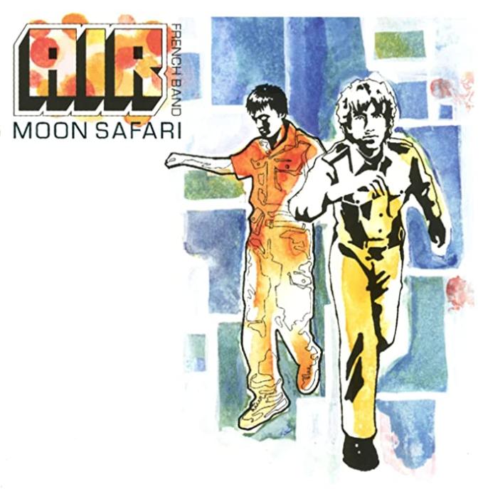 Air / Moon Safari [VINYL] £13.21 prime / £16.20 non prime @ Amazon