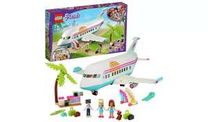 LEGO Friends Heartlake City Jet Plane Toy - 41429 £51.95 delivered @ Argos