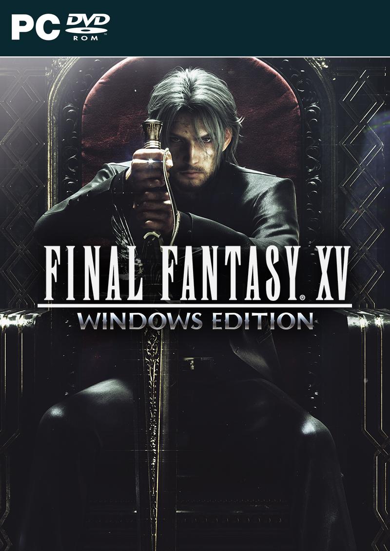 [PC] Final Fantasy XV Windows Edition (Physical) - £6.99 delivered @ Square Enix