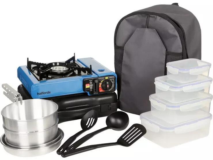 Halfords Complete Cookset Pack now £30 delivered @ Halfords