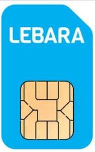 30 Day SIM Only - 8GB Data On Lebara With Unlimited Minutes & Texts + 100 International Minutes £3.99 For 4 Months @ Lebara Mobile