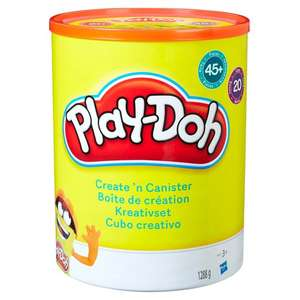 Play Doh Create & Canister £17.50 clubcard price (Min Basket / Delivery Fee applies) @ Tesco