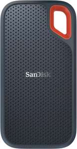 SanDisk Extreme Portable SSD 1TB up to 550MB/s read, £119.99 at Amazon