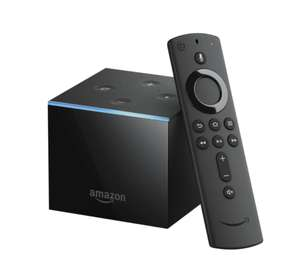 Amazon Fire TV Cube | Hands free with Alexa, 4K Ultra HD streaming media player. £59 @ Boots Kitchen Appliances