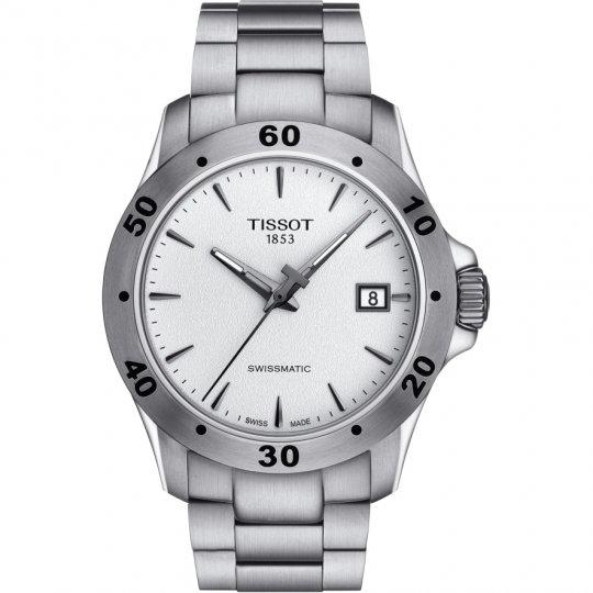 Mens Tissot V8 Swissmatic Watch - T1064071103101 - £250 (With Code) @ The Watch Hut
