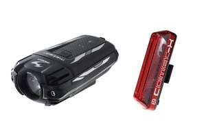 Moon Meteor X-Auto and Comet X bike light set for £27.98 delivered @ Rutland Cycling