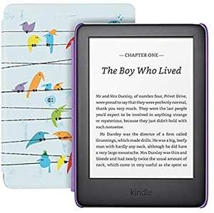 Kindle Kids Edition Includes access to over a thousand books - £69.99 UK Mainland - Sold by Amazon EU @ Amazon