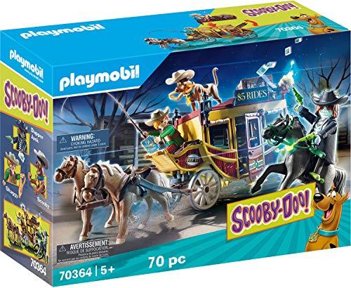 Playmobil 70364 SCOOBY-DOO!© Adventure in the Wild West - £18.80 (+£4.49 Non Prime) @ Amazon
