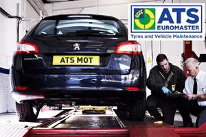 MOT test, vehicle and battery health check and 10% off repairs - £18.49 ATS @ Groupon