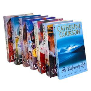 Catherine Cookson Collection 7 Books Set Inc My Beloved Son, The Smugglers Secret £18.95 + £3.99 del at Books4People