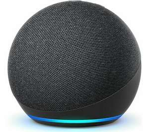 Amazon Echo Dot 4th Generation Smart Speaker Voice Commands in Charcoal/Twilight Blue/White is £29.99 Delivered @ Currys Ebay