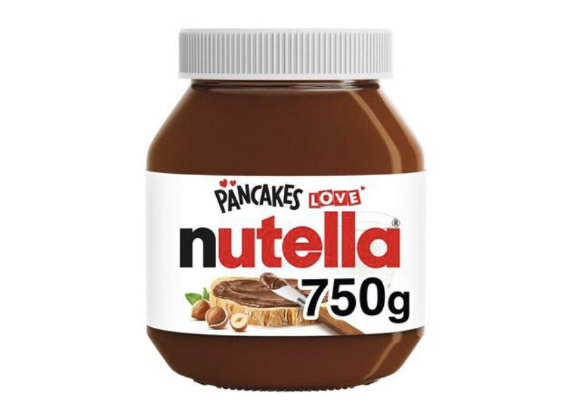 750g Nutella £1.61 @ Tesco Gateshead