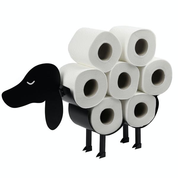 Dog Toilet Roll Holder £11.90 delivered @ Roov