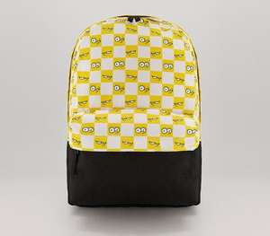 Vans X The Simpsons Check Eyes Backpack (£3.99 delivery or free C+C) £28.99 delivered @ Office