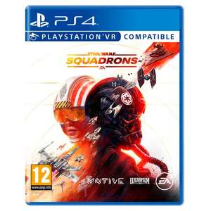 Star Wars Squadrons (PS4 / Xbox One) - £15 (Min Spend / Delivery Fee Applies) @ Tesco