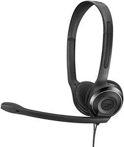 Sennheiser PC 8 USB Internet Telephony On-Ear Headset - Black £17.56 prime / £22.05 nonprime at Amazon