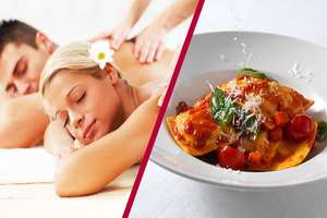 Blissful Spa Day with Three Course Dining and Wine for Two Now £63.49 with code @ Buyagift