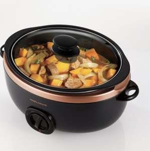 MORPHY RICHARDS Evoke Sear & Stew 6.5l Slow Cooker - £39.99 delivered Currys PC World