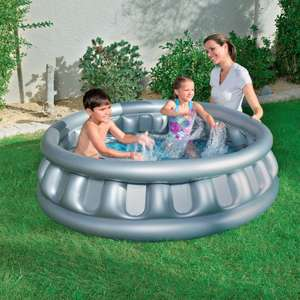 Splashmania: Space Paddling Pool £9.99 + £3.49 Delivery From Home Bargains