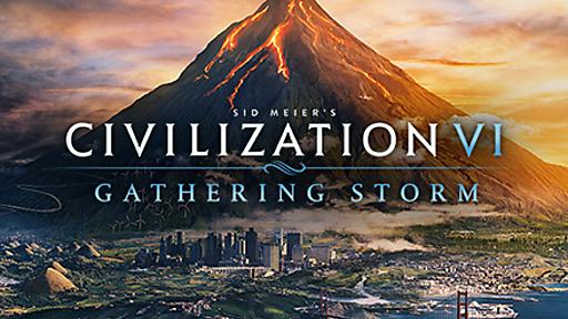 Sid Meier's Civilization® VI: Gathering Storm - Steam key ~ £5.82 from WinGameStore