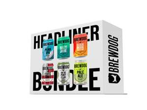 Brewdog Headliners 48 Cans for £47.75 / Free Next Day Delivery (UK Mainland) @ Brewdog