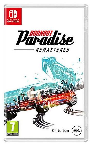 Burnout Paradise Remastered (Nintendo Switch) - £19.85 delivered @ Base