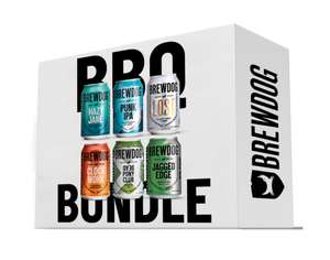 Brewdog BBQ Bundle 48 Cans for £47.45 / Free Delivery (UK Mainland) @ Brewdog