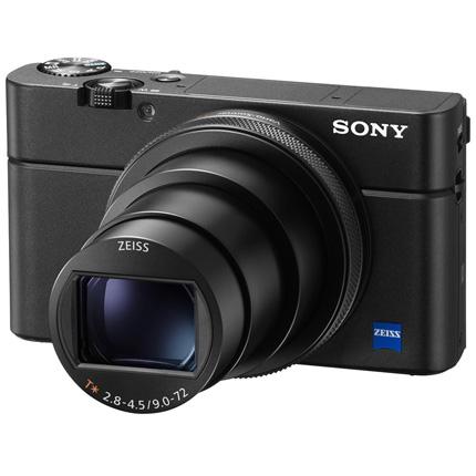 Sony RX100 VII Camera 1.0-Type Sensor 24-200 mm F2.8-4.5 Zeiss Lens - £849 @ Park Cameras