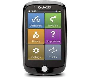 Mio Cyclo 210 Bicycle Cycling GPS Bike Computer £119.99 delivered at Maplin
