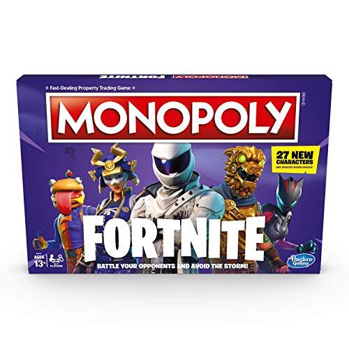 Hasbro Gaming Monopoly: Fortnite Edition Board Game £14.24 (Prime) + £4.49 (non Prime) at Amazon