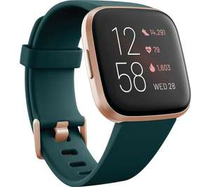 FITBIT Versa 2 with Amazon Alexa (Various Colours) now £139 + 5 months Apple Music, Apple Arcade and Apple News @ Currys PC World