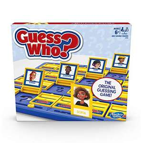 Hasbro Guess Who Game £12.07 (Prime) + £4.49 (non Prime) at Amazon