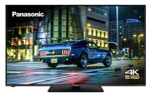 Panasonic TX-65HX580BZ 65 Inch 4K Ultra HD Multi HDR LED LCD Smart TV Freeview Play (2020) + 5 year warranty - £499.89 delivered @ Costco