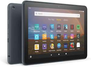 """Fire HD 8 Plus tablet 8"""" HD display 32GB Slate - without Ads £94.99 / £60.18 with trade-in @ Amazon"""