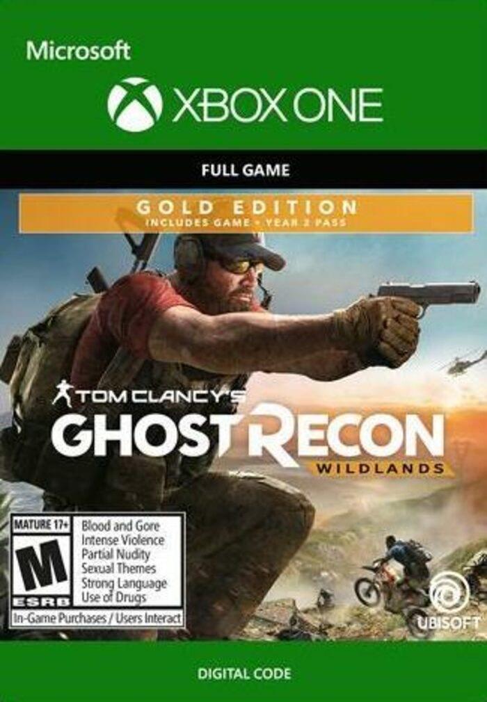 Tom Clancy's Ghost Recon: Wildlands (Gold Year 2 Edition) [Xbox One / Series X/S - Argentina via VPN] - £9.17 @ Eneba / ArgentinaVPN Games