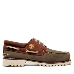 Timberland Authentics Boat Shoe for Men - £51.75 delivered using code @ Timberland Shop