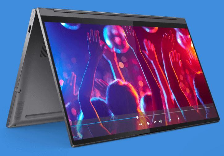Lenovo yoga 9i - powerful 2 in 1 4k touchscreen £1,799.99 at Lenovo UK