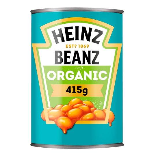 Heinz Organic Baked Beans 415g 40p @ The Company Shop (Long Eaton)