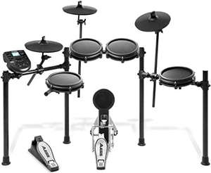 Alesis 8-Piece Electronic Drum Kit with Mesh Heads - £289.99 at Costco